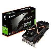 Gigabyte AORUS GeForce GTX 1070 8G GeForce GTX 1070 8GB GDDR5 (Schwarz)