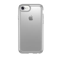 Speck 88203-6245 Mantelhülle Silber Handy-Schutzhülle (Silber, Transparent)