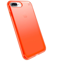 Speck 88741-6498 5.5Zoll Mantelhülle Orange Handy-Schutzhülle (Orange)