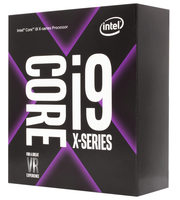 Intel Core ® ™ i9-7980XE Extreme Edition Processor (24.75M Cache, up to 4.20 GHz) 2.6GHz 24.75MB Smart Cache Box Prozessor