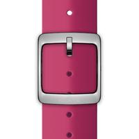 Nokia 4381634 Watch strap Silikon, Edelstahl Pink Uhrenarmband (Pink)