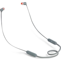 JBL T110BT im Ohr Binaural Kabellos Grau Mobiles Headset (Grau)
