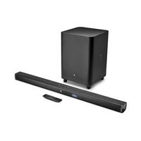 JBL Bar 3.1 Verkabelt & Kabellos 3.1Kanäle 450W Schwarz Soundbar-Lautsprecher (Schwarz)