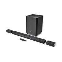 JBL Bar 5.1 Verkabelt & Kabellos 5.1Kanäle 510W Schwarz Soundbar-Lautsprecher (Schwarz)