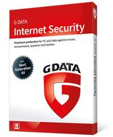 G DATA Internet Security 2018 1Lizenz(en) Box Deutsch