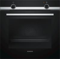Siemens HB510ABR0 Elektrischer Ofen 71l A Schwarz, Edelstahl Backofen (Schwarz, Edelstahl)