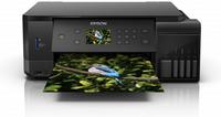Epson EcoTank ET-7700 5760 x 1440DPI Tintenstrahl A4 32Seiten pro Minute WLAN (Schwarz)