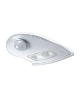 Osram Door LED Down Geeignet für die Verwendung innen Für die Nutzung in Außenbereich geeignet Weiß Wandbeleuchtung (Weiß)