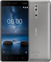 Nokia 8 4G 64GB Grau (Grau)