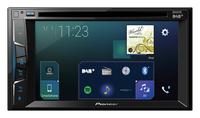 Pioneer AVH-Z3000DAB Bluetooth Schwarz Auto Media-Receiver (Schwarz)