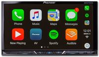 Pioneer AVH-Z5000DAB Bluetooth Schwarz Auto Media-Receiver (Schwarz)