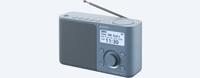 Sony XDR-S61D Persönlich Blau Radio (Blau)