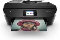 HP ENVY Photo 7830 All-in-One-Drucker (Schwarz)