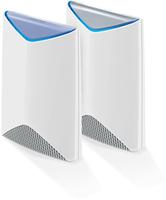 Netgear SRK60 Tri-Band (2,4 GHz / 5 GHz / 5 GHz) Gigabit Ethernet Weiß WLAN-Router (Weiß)