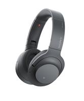 Sony h.ear on 2 Wireless NC Schwarz ohrumschließend Kopfband Kopfhörer (Schwarz)