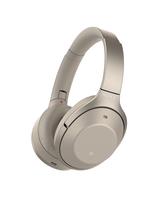 Sony WH-1000XM2 Gold ohrumschließend Kopfband Kopfhörer (Gold)
