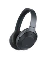 Sony WH-1000XM2 Schwarz ohrumschließend Kopfband Kopfhörer (Schwarz)