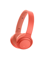 Sony WH-H800 Rot ohrumschließend Kopfband Kopfhörer (Rot)