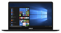 ASUS ZenBook Pro UX550VD 2.5GHz i5-7300HQ 15.6Zoll 1920 x 1080Pixel Schwarz Notebook (Schwarz)