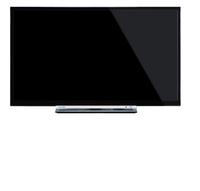 Toshiba 49U7763DA 49Zoll 4K Ultra HD Smart-TV WLAN Schwarz LED-Fernseher (Schwarz)