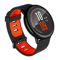 Xiaomi Amazfit Sport 1.34Zoll LCD GPS Schwarz, Rot Smartwatch (Schwarz, Rot, Schwarz, Rot)