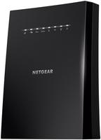 Netgear X6S Tri-Band (2,4 GHz / 5 GHz / 5 GHz) Gigabit Ethernet Schwarz WLAN-Router (Schwarz)