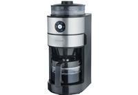 Severin KA 4811 Freistehend Halbautomatisch Filterkaffeemaschine 6Tassen Schwarz, Metallisch Kaffeemaschine (Schwarz, Metallisch)