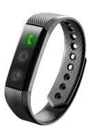 Cellularline Easyfit Band Wristband activity tracker LED Kabellos IP67 Schwarz (Schwarz)