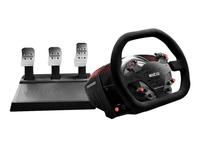 Thrustmaster TS-XW Racer Sparco P310 Lenkrad + Pedale PC, Xbox One Schwarz (Schwarz)
