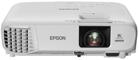 Epson EB-U05 Desktop-Projektor 3400ANSI Lumen 3LCD WUXGA (1920x1200) Weiß Beamer (Weiß)