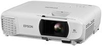 Epson EH-TW650 Desktop-Projektor 3100ANSI Lumen 3LCD 1080p (1920x1080) Weiß Beamer (Weiß)