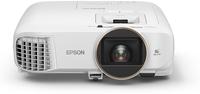 Epson EH-TW5650 Desktop-Projektor 2500ANSI Lumen 3LCD 1080p (1920x1080) 3D Weiß Beamer (Weiß)