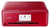 Canon PIXMA TS8152 4800 x 1200DPI Tintenstrahl A4 WLAN (Rot)