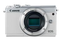 Canon EOS M100 SLR-Kameragehäuse 24.2MP CMOS 6000 x 4000Pixel Weiß (Weiß)