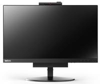 Lenovo Tiny-in-One 24 Gen3 23.8Zoll Full HD Matt Schwarz Flach Computerbildschirm (Schwarz)