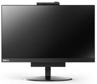 Lenovo 22 Gen3 21.5Zoll Full HD LED Matt Flach Schwarz Computerbildschirm (Schwarz)