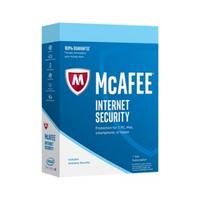 McAfee Internet Security 2018, 3 PC 3Benutzer