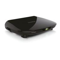 Schwaiger DSR400HD TV Set-Top-Box Satellit Full HD Schwarz (Schwarz)