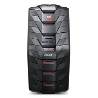 Acer Predator G3-710 3GHz i5-7400 Schwarz PC (Schwarz)