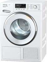 Miele TMM843 WP SFinish&Eco Wifi Freistehend Frontlader 8kg A+++ Weiß (Weiß)