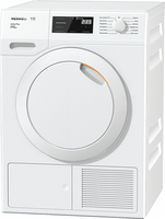 Miele TCE530WP Active Plus Freistehend Frontlader 8kg A+++ Weiß (Weiß)