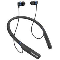 Sennheiser CX 7.00BT Schwarz, Blau Im Ohr im Ohr, Nackenband Kopfhörer (Schwarz, Blau)
