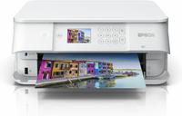 Epson Expression Premium XP-6005 5760 x 1440DPI Tintenstrahl A4 15.8Seiten pro Minute WLAN (Weiß)