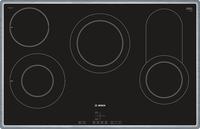 Bosch Serie 4 NKC845FB1D Eingebaut Keramik Schwarz Kochfeld (Schwarz)