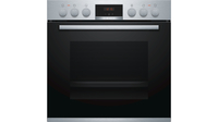 Bosch Serie 4 HND411LS65 Induktionskochfeld Elektrischer Ofen Kochgeräte-Set