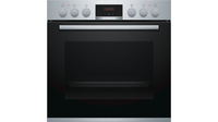 Bosch Serie 4 HND411LS60 Induktionskochfeld Elektrischer Ofen Kochgeräte-Set