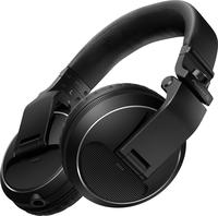 Pioneer HDJ-X5 Schwarz Ohrumschließend Kopfband Kopfhörer (Schwarz)