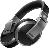 Pioneer HDJ-X5 Silber Ohrumschließend Kopfband Kopfhörer (Silber)