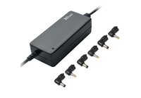 Trust 65W Power Adapter for Netbook (Schwarz)