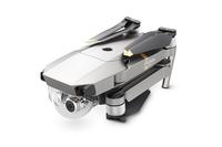 DJI Mavic Pro Platinum Fly More Combo Quadrocopter 12.71MP 4096 x 2160Pixel 3830mAh Schwarz, Silber, Edelstahl Kameradrohne (Schwarz, Silber, Edelstahl)